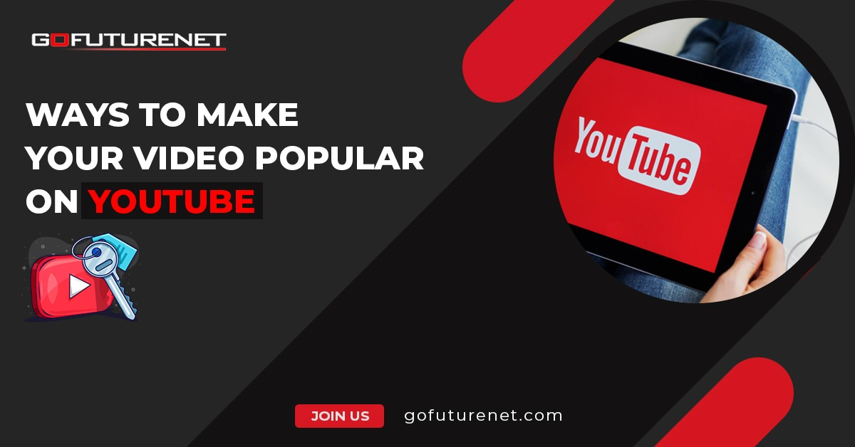 make your video popular on youtube